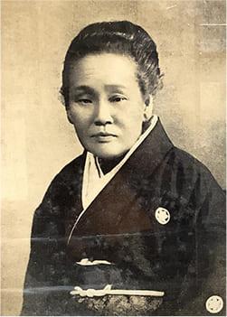 創立者永野たけの写真